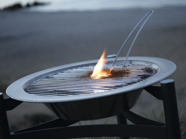 Let's barbecue the winter away!