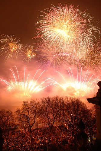 Celebrate Bonfire Night - Fireworks in Barnes
