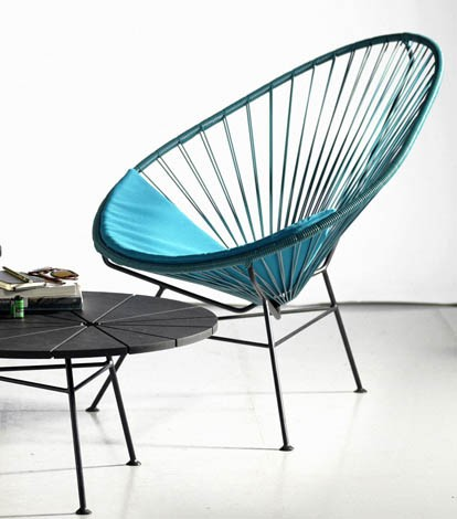 Barbed Loves: The Acapulco Chair