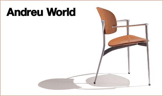 Andreu World Outdoor Furniture