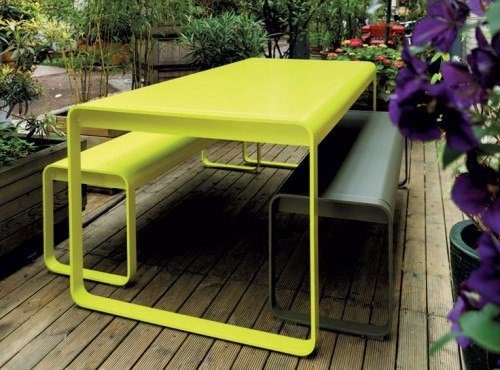 Fermob contemporary outdoor furniture