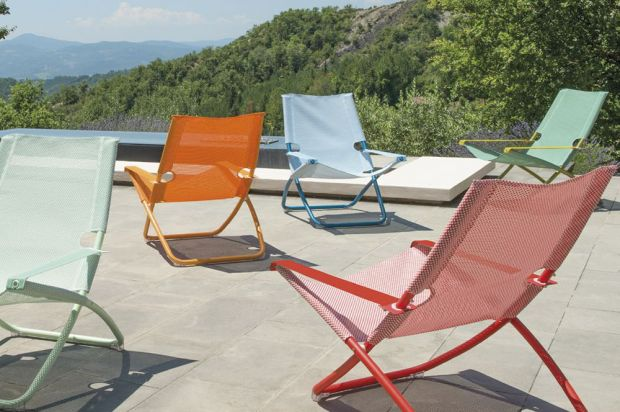 Snooze away your troubles with Emu garden furniture