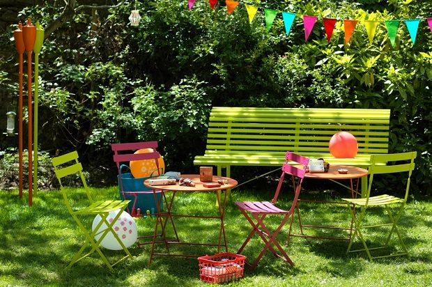 Make the most of your outdoor space with garden zoning
