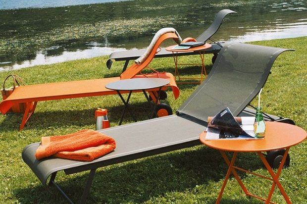 Sunloungers for ultimate relaxation
