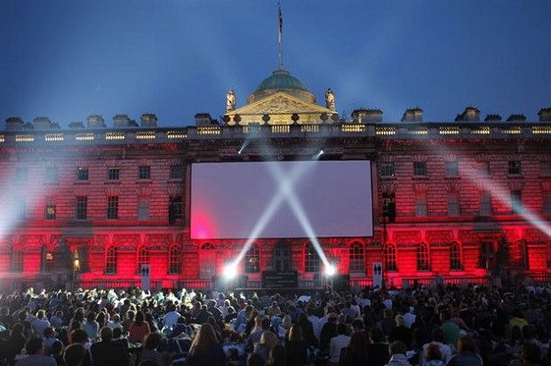 Film4 Summer Screen comes to London's Somerset House