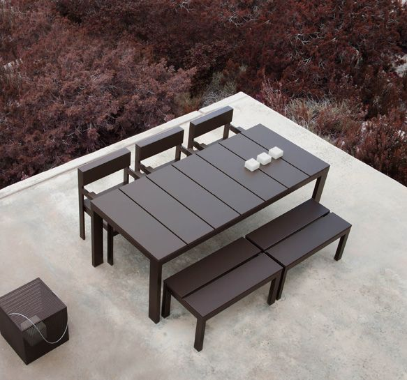 Outdoor zoning: dining areas - Part 1