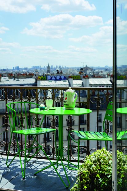 Urban balconies: make the most of your space with clever outdoor furniture