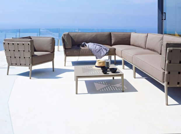 Using exterior fabric in your outdoor area, part 2