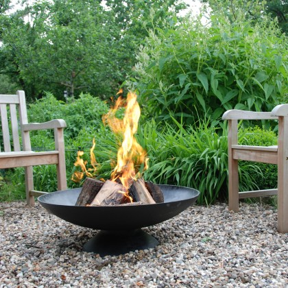 Firepit Cast Iron Bowl