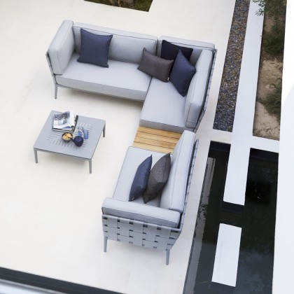 Conic 2 Seater Sofa Right Module