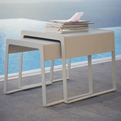 Chill-Out Side Tables (Large + Small)
