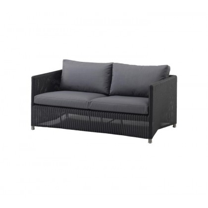 Diamond Weave 2 Seater Sofa