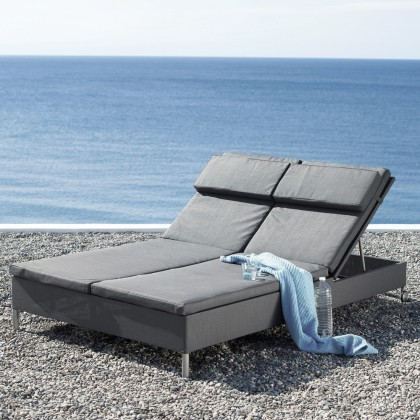 Rest Double Sunlounger