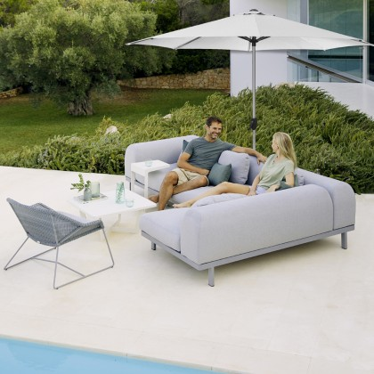 Space 2 Seater Sofa Back Cushion