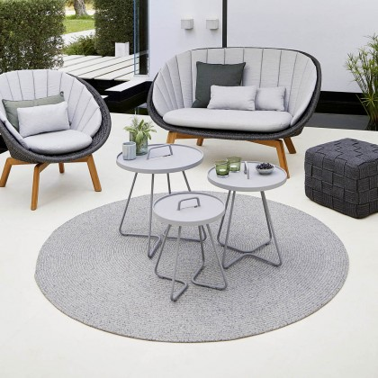 Spot Round Outdoor Carpet