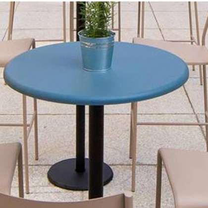 Concorde Premium Round Pedestal Table (Contract Suitable)