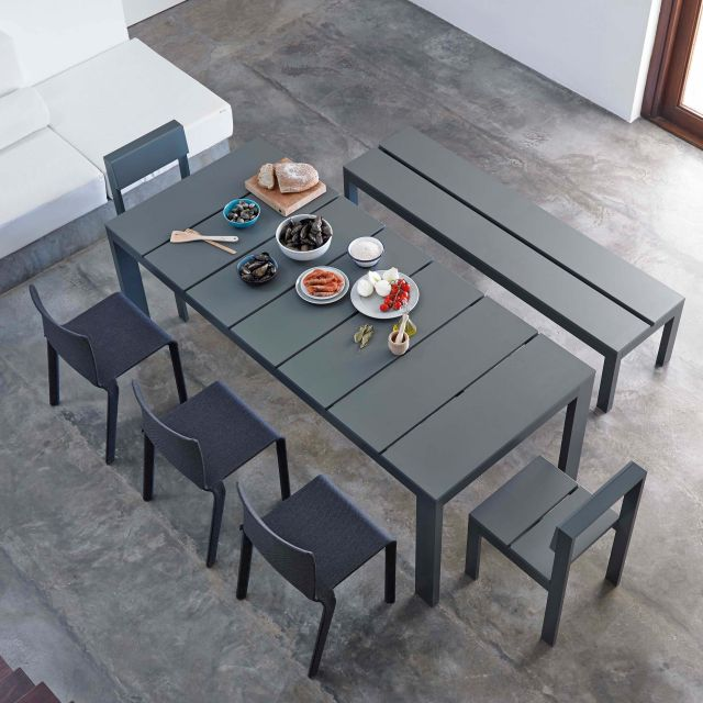 Gandia Blasco Na Xemena Mesa Pada Alta- Dining Table