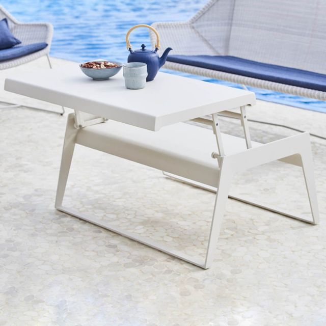 Chill-Out Coffee Table Dual Height - Single